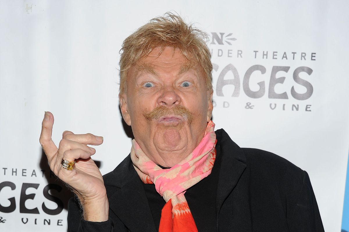 Rip Taylor, wacky comedian and game-show regular, dead at 84