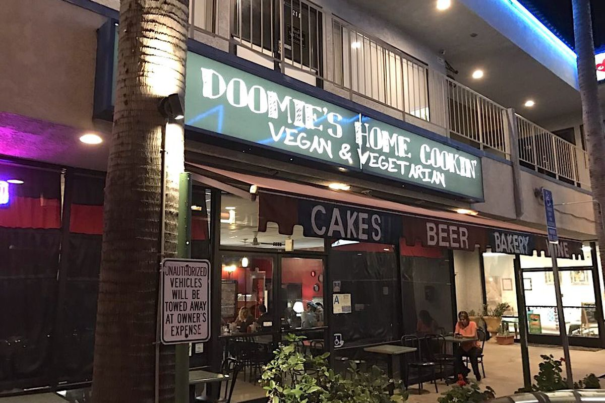 New Vegan Restaurant Culver City