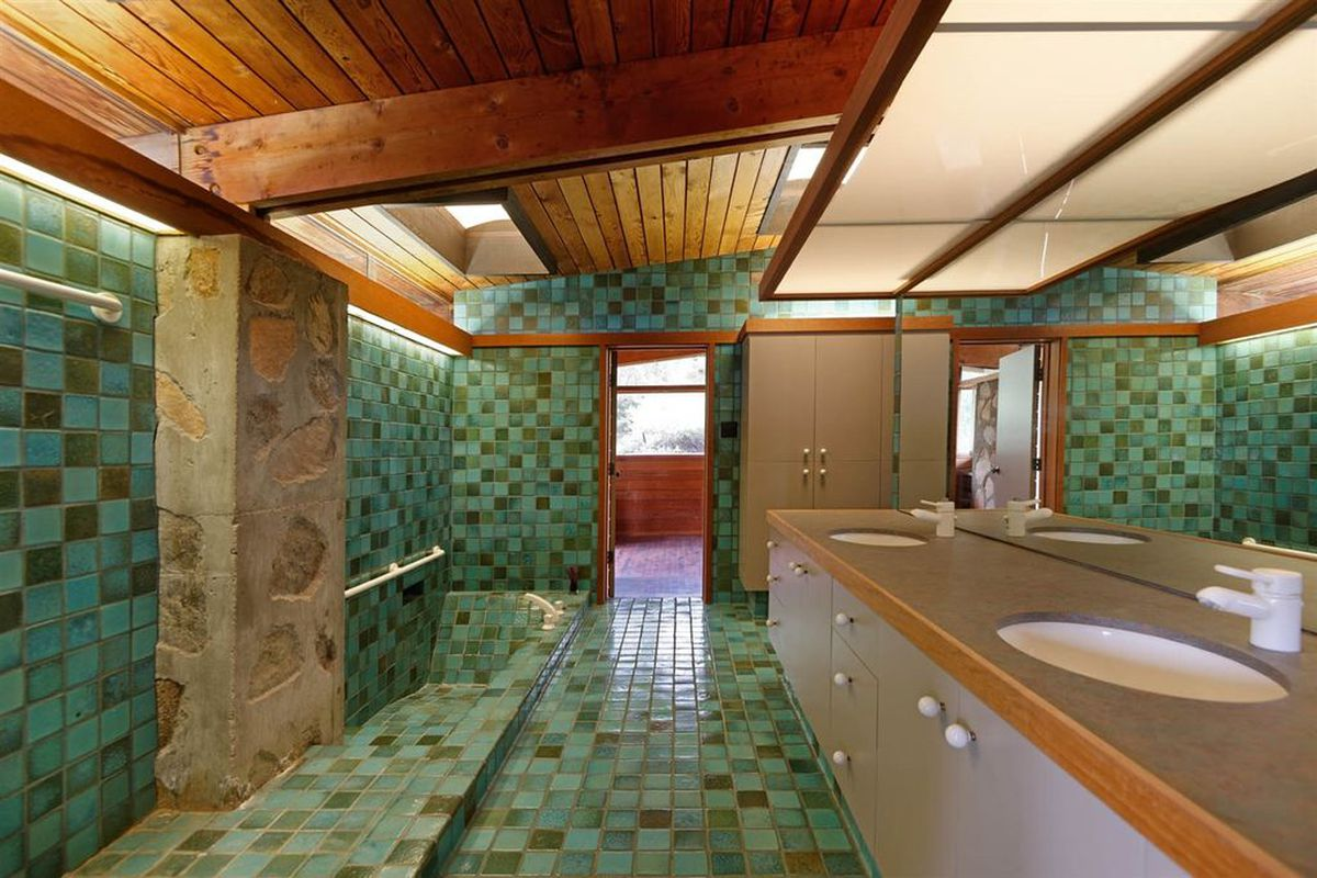 excellent mid century modern bedroom referencias san and | 3 groovy San Diego midcentury homes to snag - Curbed