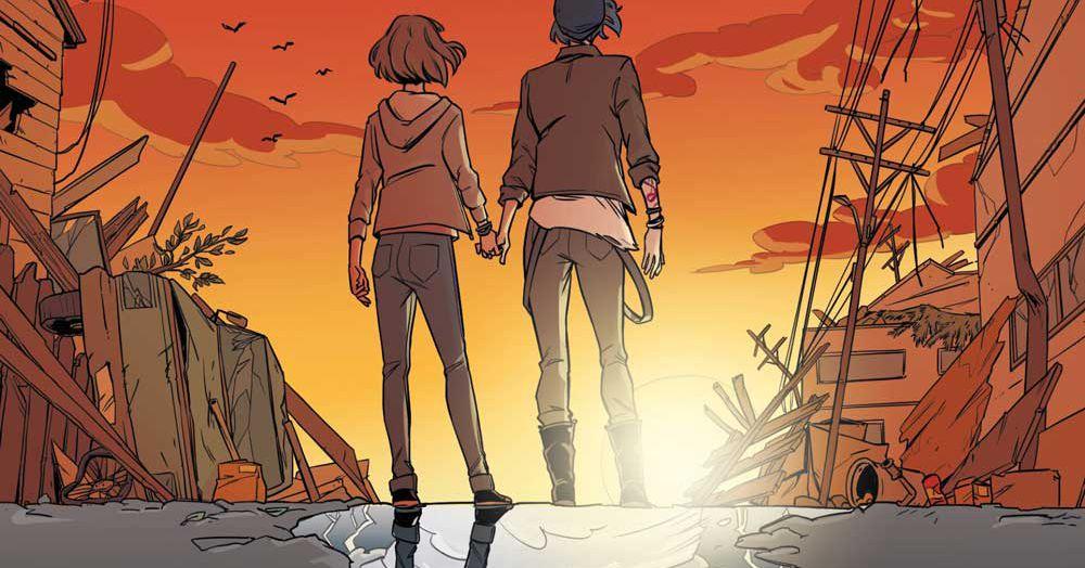 Life is Strange sequel comic illustrates fans' dream reunion