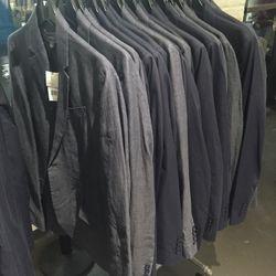 Men's blazers, $149 (were $425)