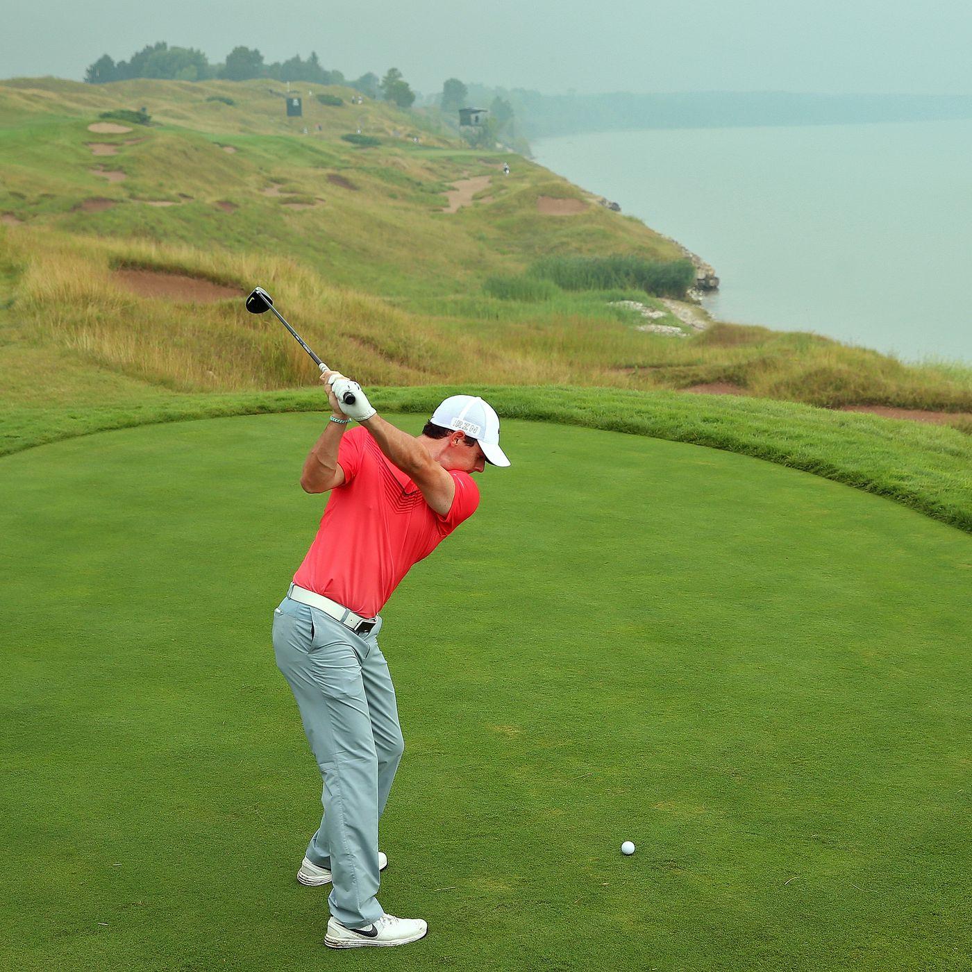 2015 Pga Championship Field Rory Mcilroy Tiger Woods Headline