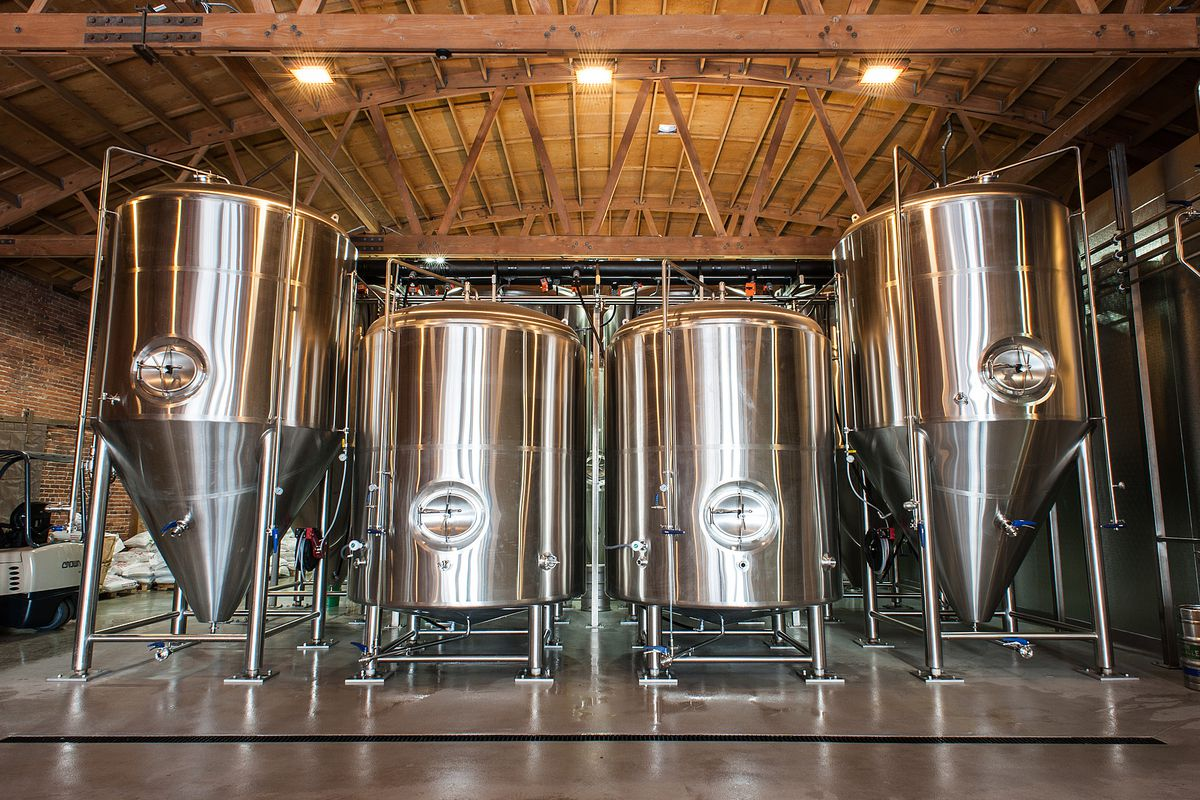 Iron Triangle Brewing, Arts District