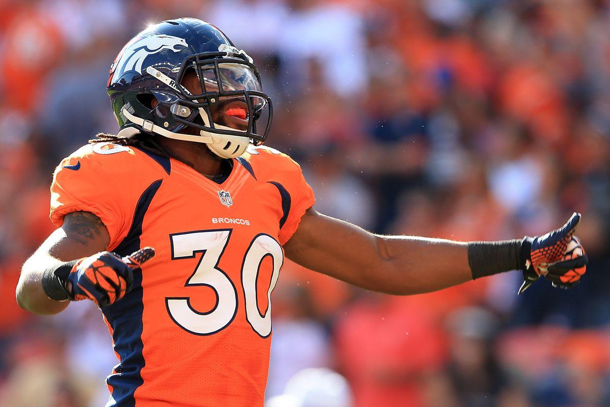 Denver Broncos re-sign David Bruton to 3-year deal - SBNation.com