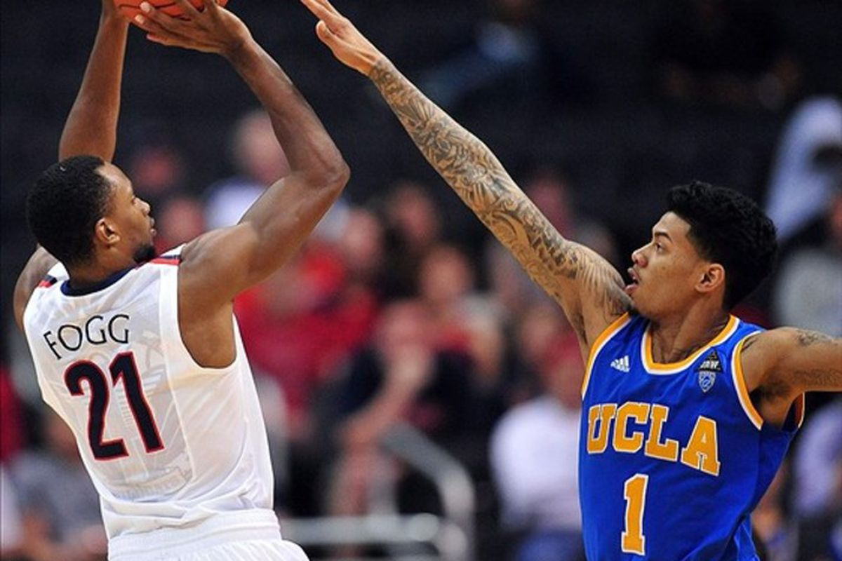 Nba Draft Players By College Ucla And Arizona Still Lead The Pac 12