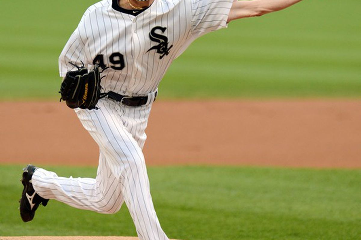 Did I really pick Chris Sale, or is this a fakeout?