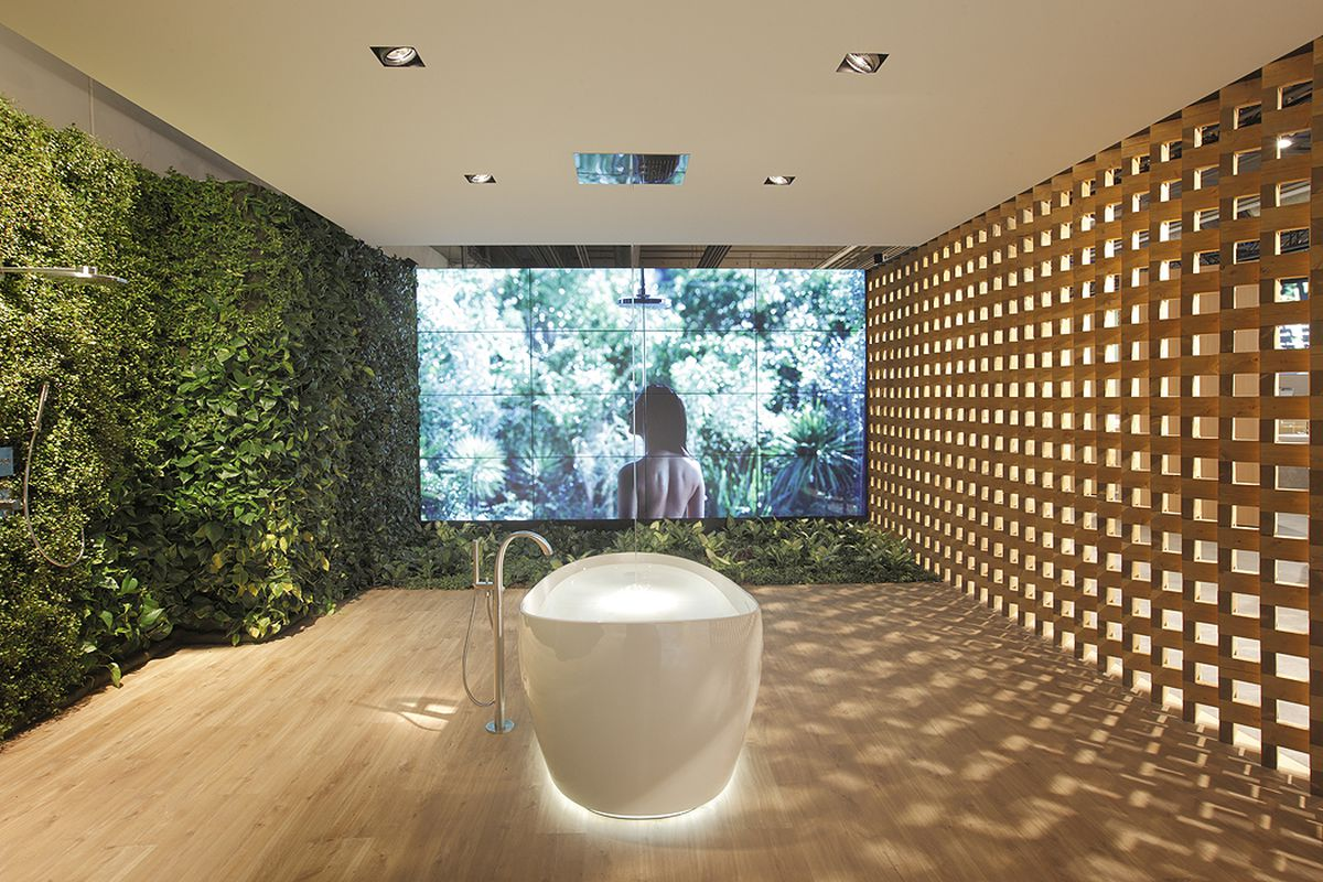 Toto\'s Flotation Tub wants to calm your mind - Curbed