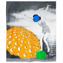 "<b>John Baldessari</b> Beach Towel, <a href=""http://www.shopwhitney.org/jobabeto.html"">$95</a> at <b>The Whitney</b>"