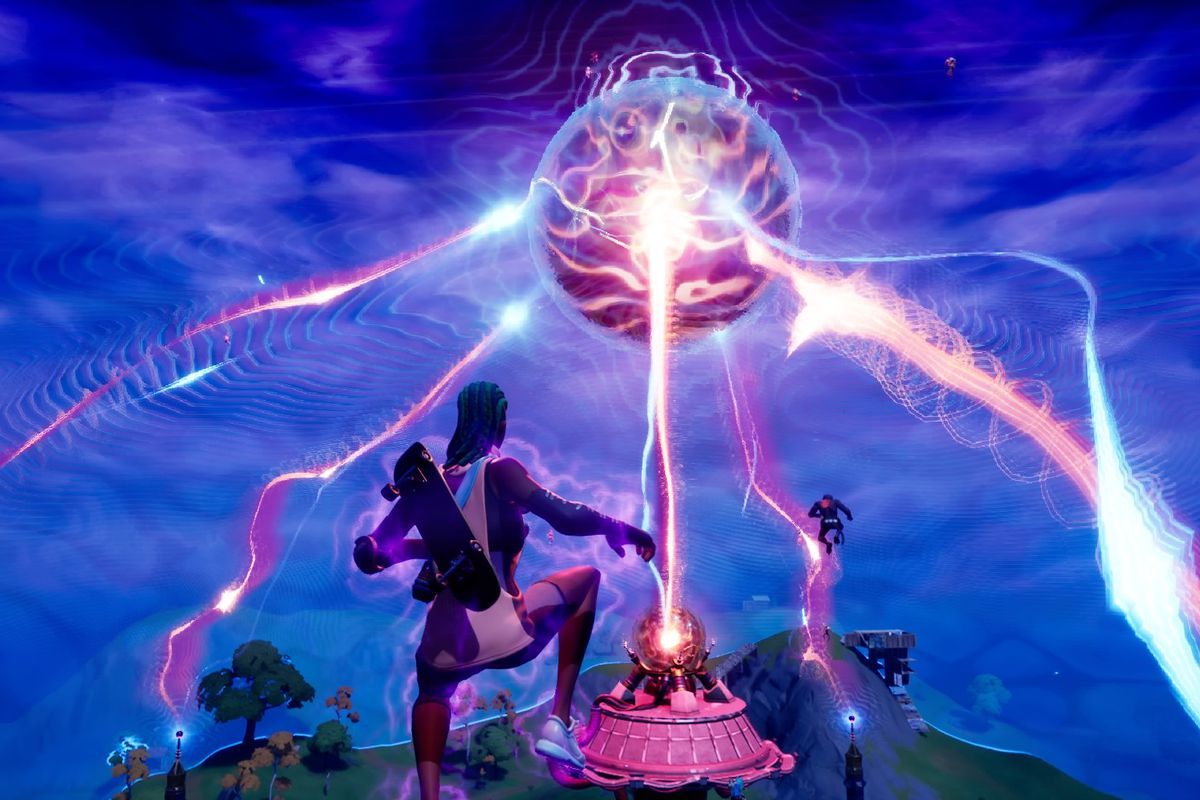 Fortnite's 'device' event blew up The Agency and turned ...