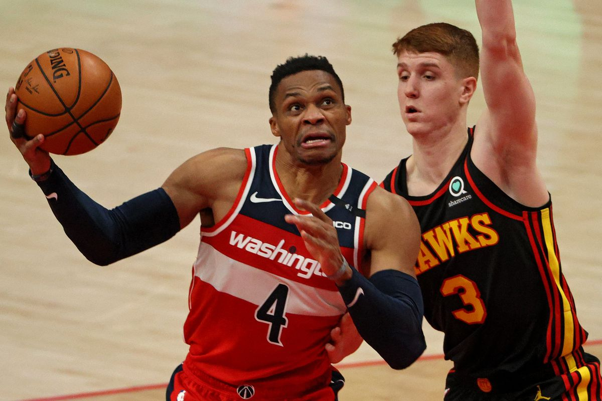 Atlanta Hawks v Washington Wizards