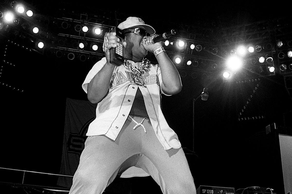 Sir Mix-A-Lot Live In Concert