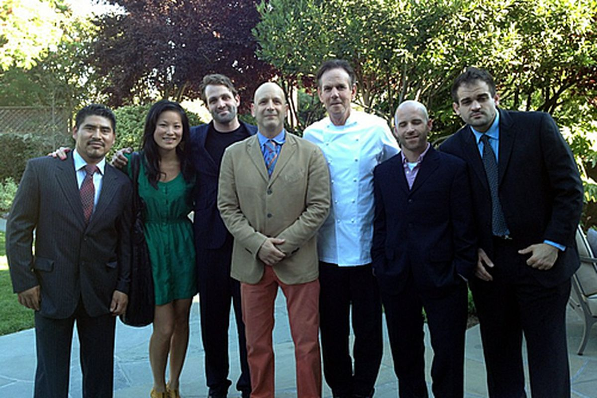 Vetri Takes Staff To The French Laundry Eater Philly