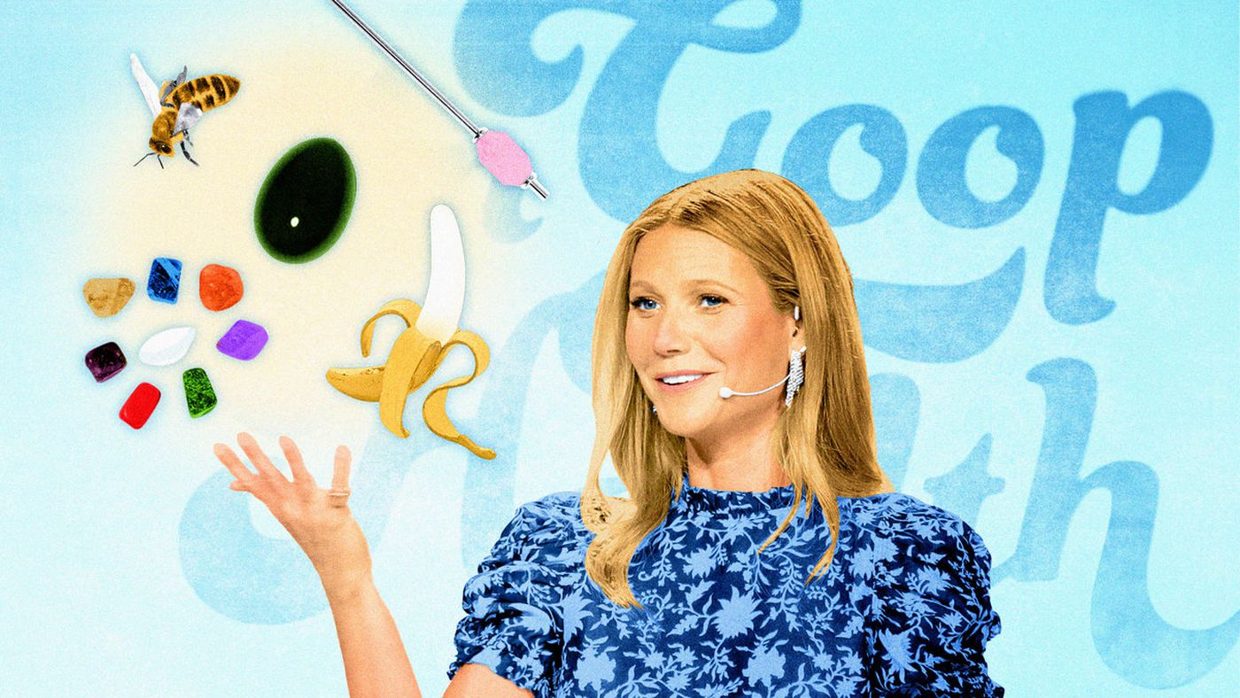From Jade Eggs to Inventing Yoga: The Great Moments in Goop History