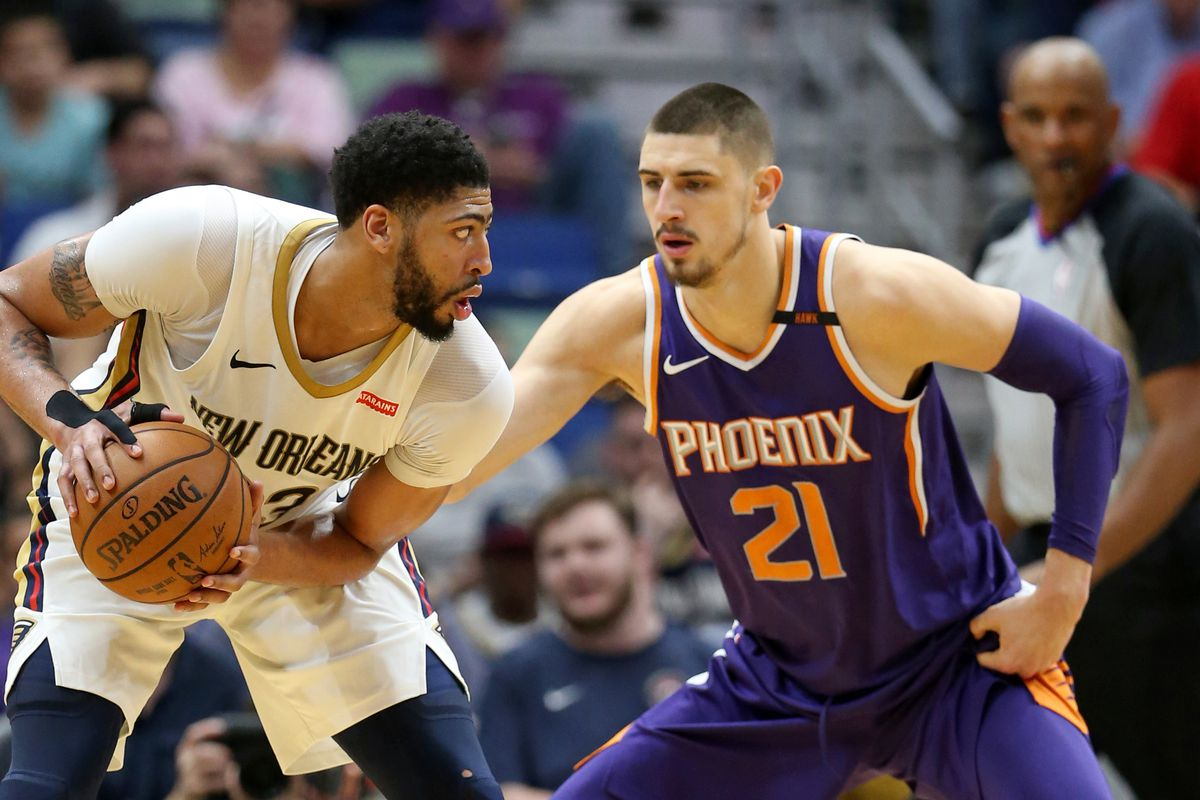 50944be84c18 NBA Free Agency 2018  Alex Len could be the guy at center - Mavs ...