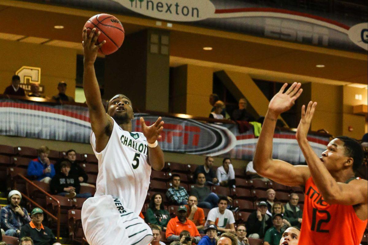 NCAA Basketball: Charleston Classic-Miami vs Charlotte