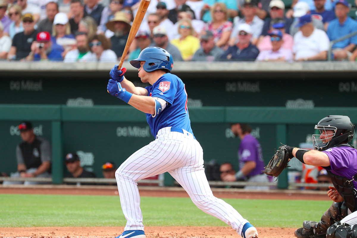 outlet store sale 99abc a6590 Rockies 7, Cubs 5: Cubs first-rounder Nico Hoerner has big ...