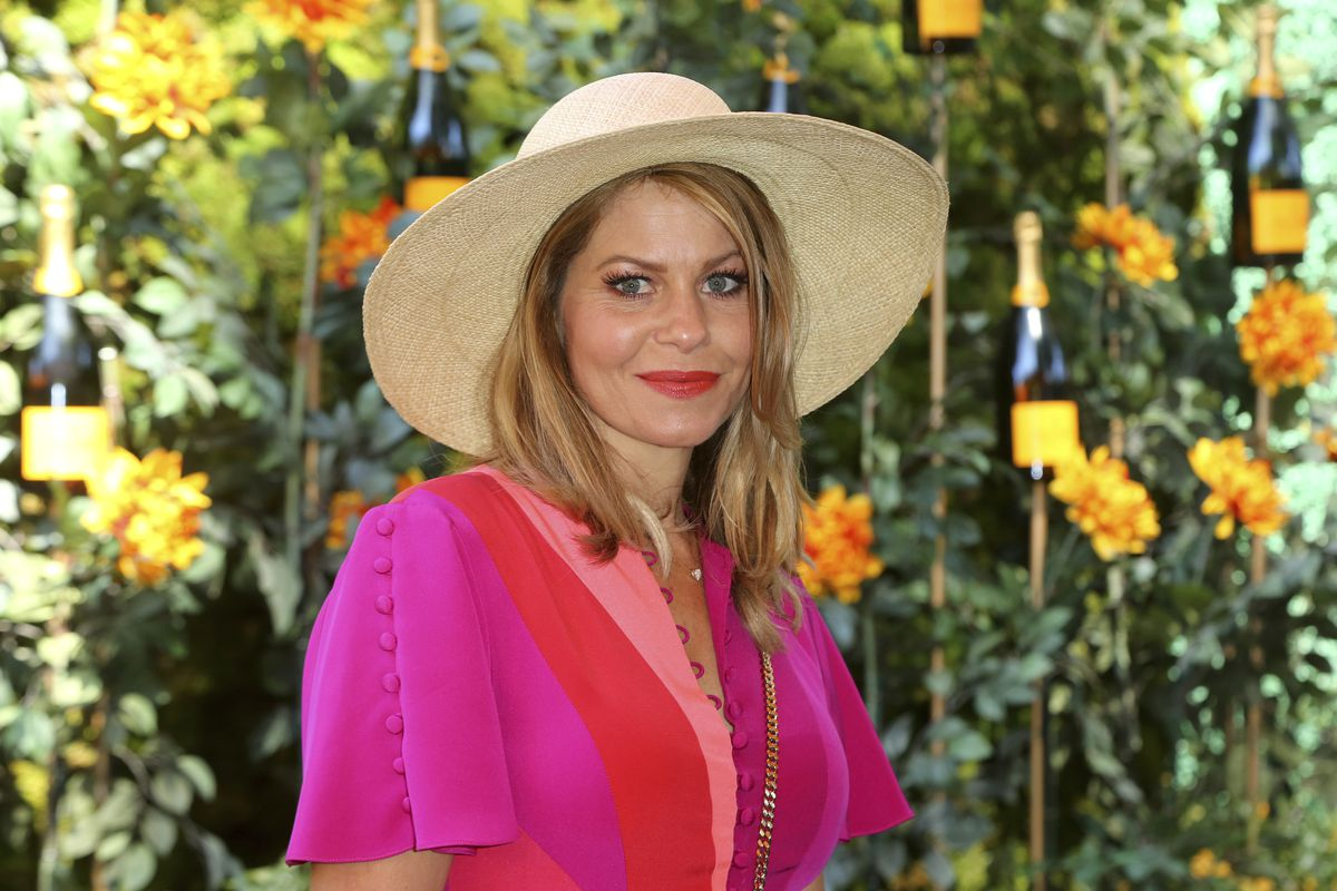 Candace Cameron-Bure in Los Angeles.
