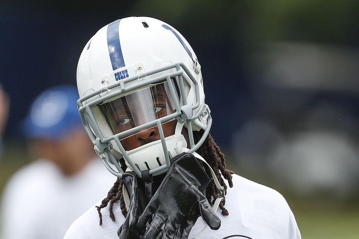 NFL: Indianapolis Colts-OTA