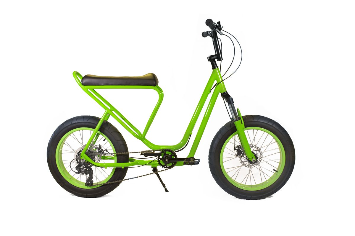 New bike wants to make city commuting more comfortable - Curbed