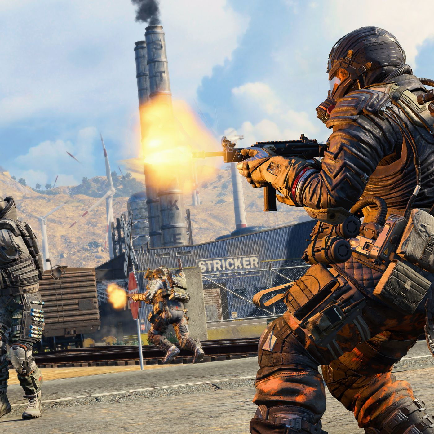 Call Of Duty Black Ops 4 Review A Great Shooter That Isn T