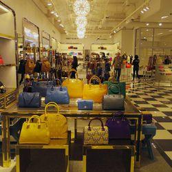 Ooooh, handbags.