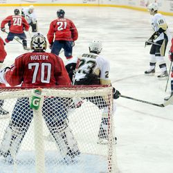 Holtby In Net