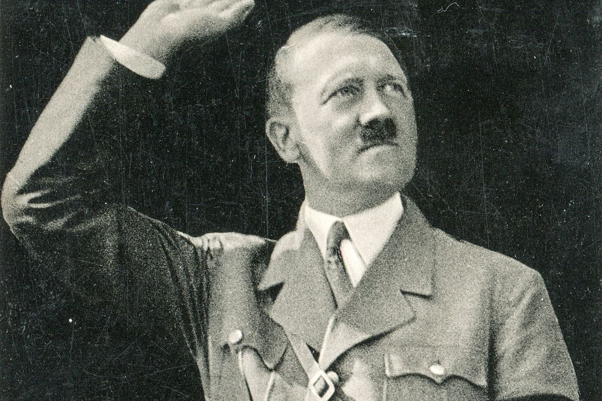 Hitler's chronic flatulence might have been the cause of his evangelical vegetarianism.