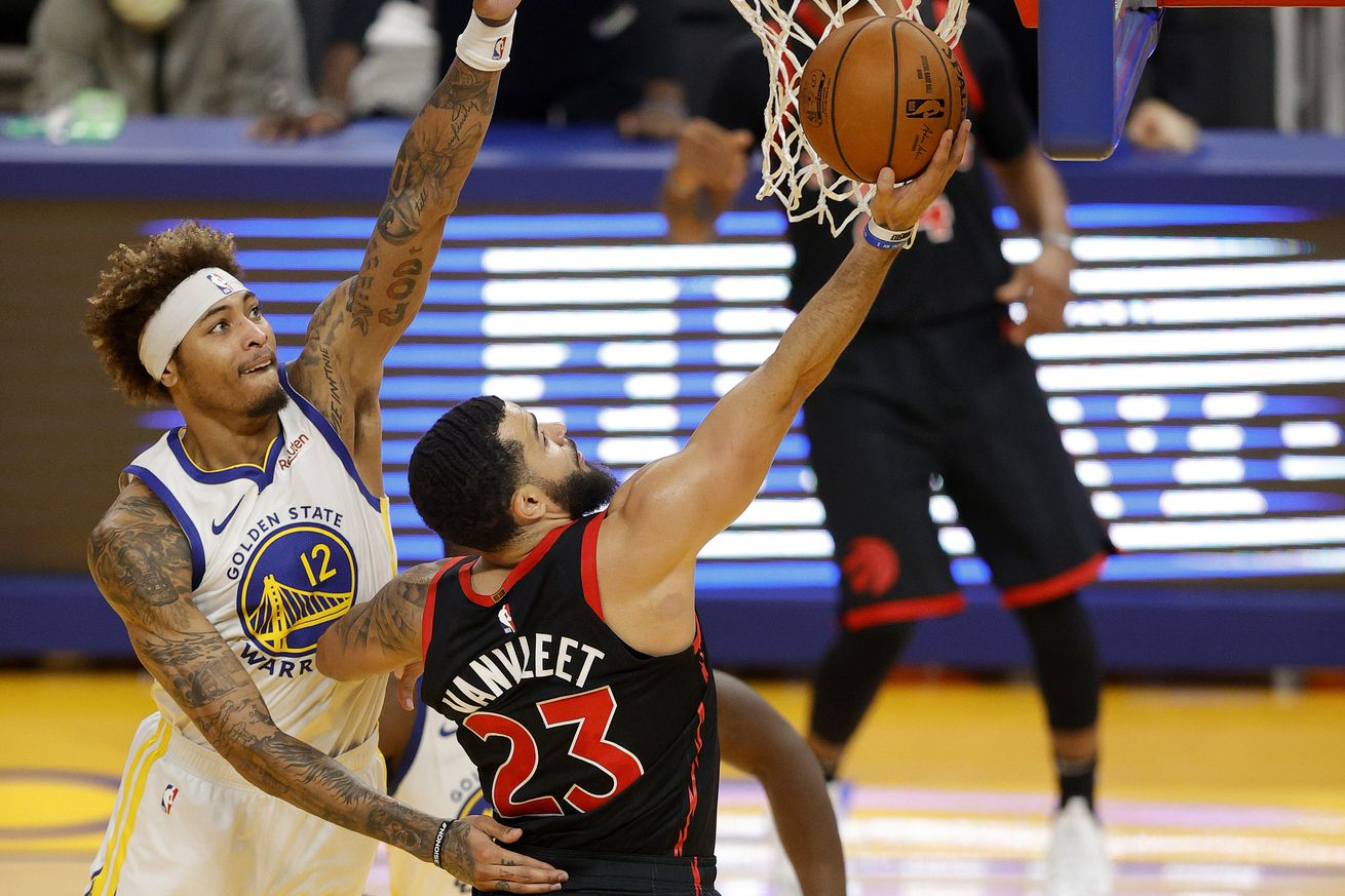 Five thoughts recap: Golden State Warriors 106, Toronto Raptors 105, Fred VanVleet