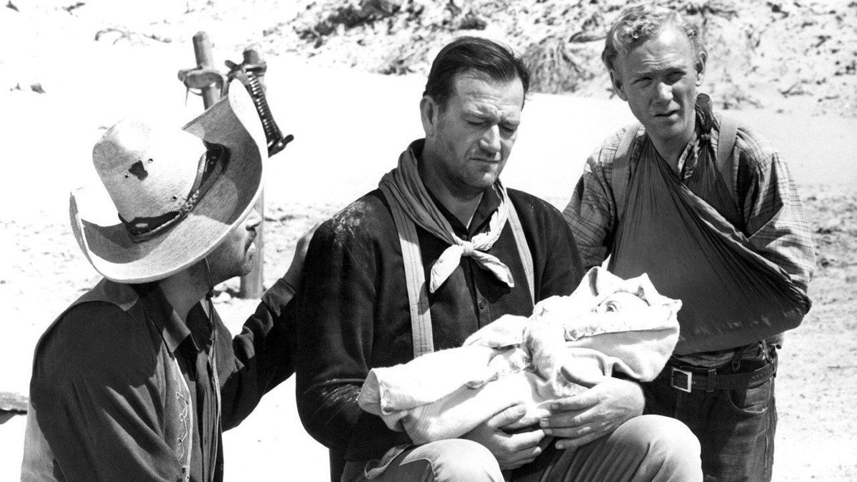 '3 Godfathers' (MGM)