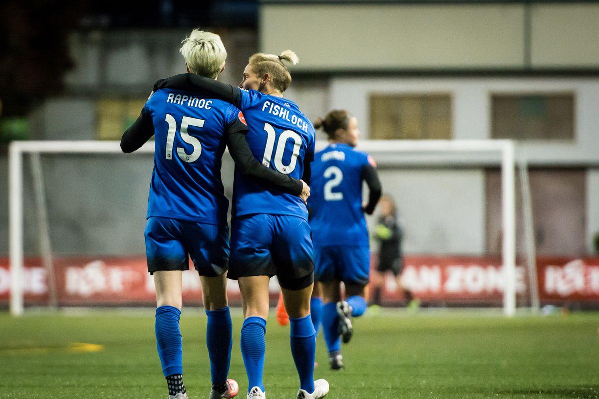 Reign FC vs. Sky Blue FC