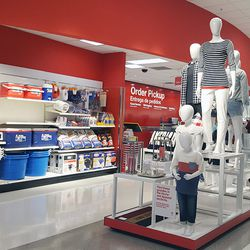 """Shoppers will be greated by themed """"moments,"""" which will highlight seasonal buys."""