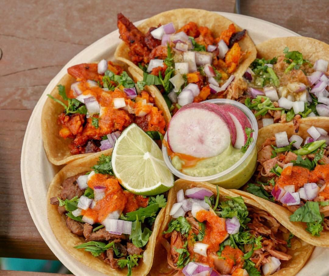 Veganitos tacos
