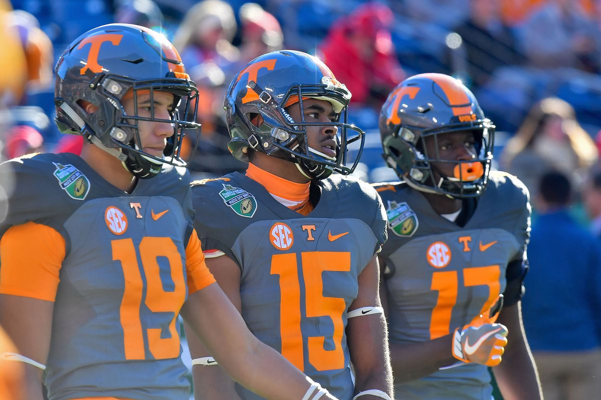 2017 Tennessee Football Projecting The Depth Chart On Offense