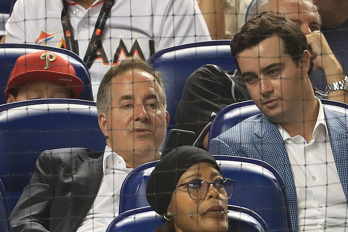 Conflicting reports on front-runner to buy Marlins