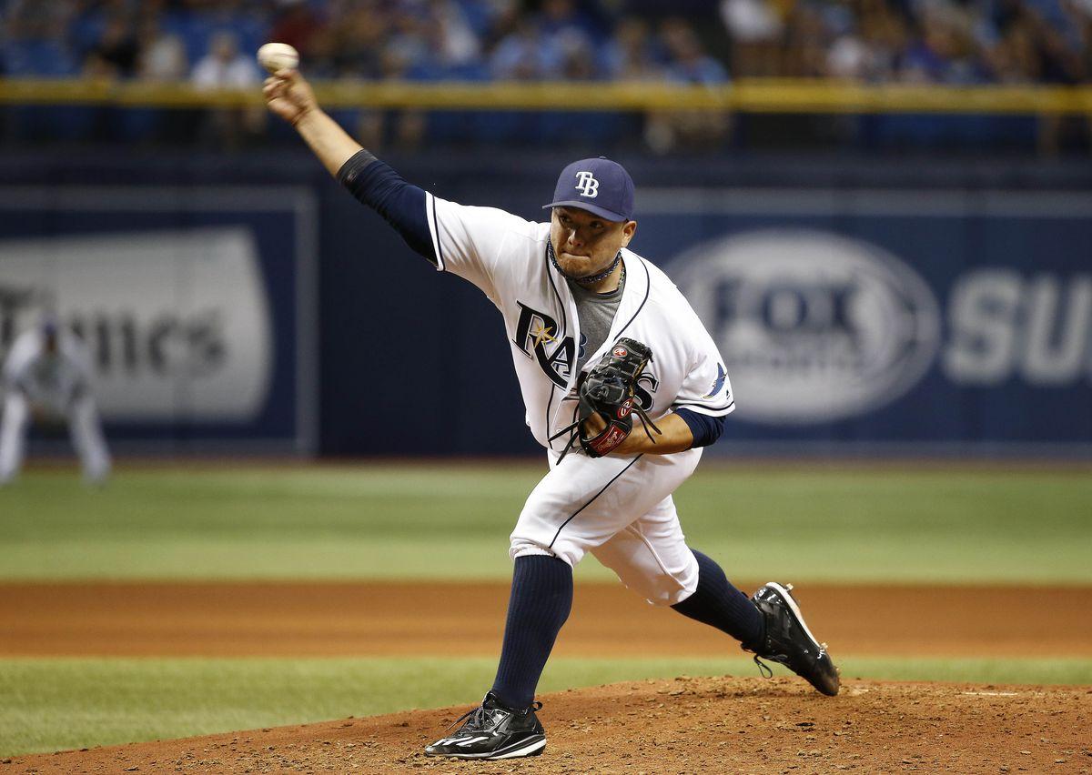 MLB: Kansas City Royals at Tampa Bay Rays