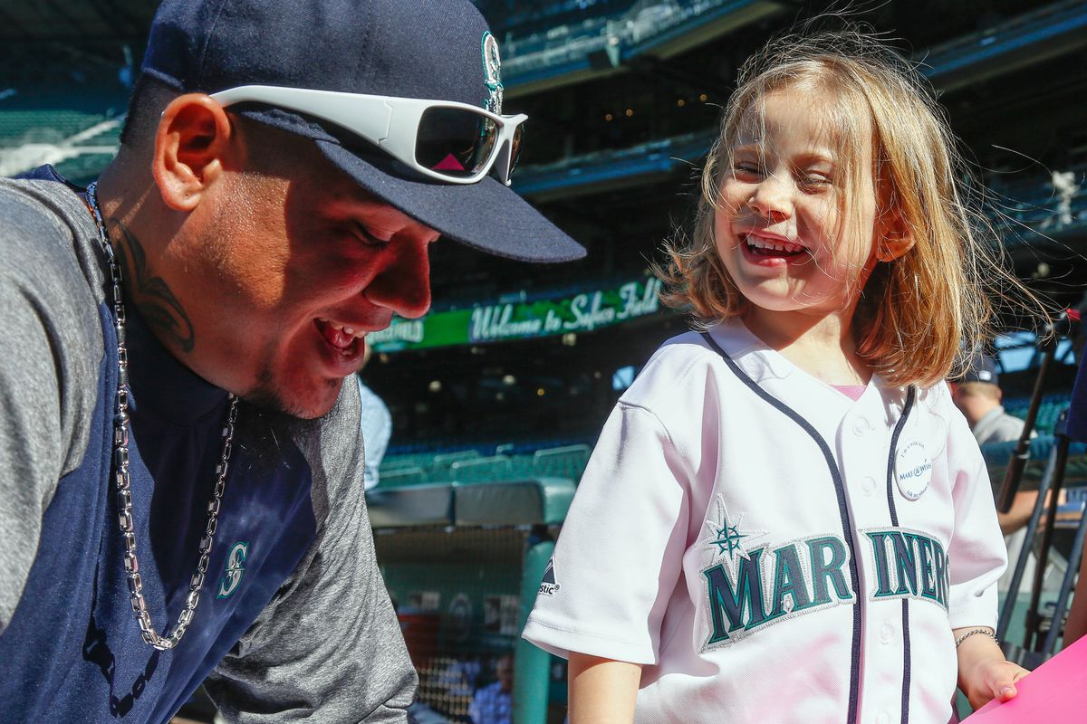 Donating to Make-A-Wish allows for these sorts of once-in-a-lifetime experiences for kids with life-threatening illnesses.