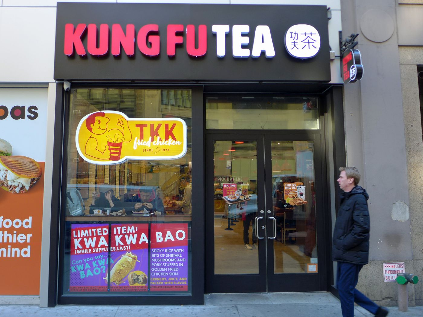 TKK Fried Chicken's First NYC Outpost in Gramercy Is