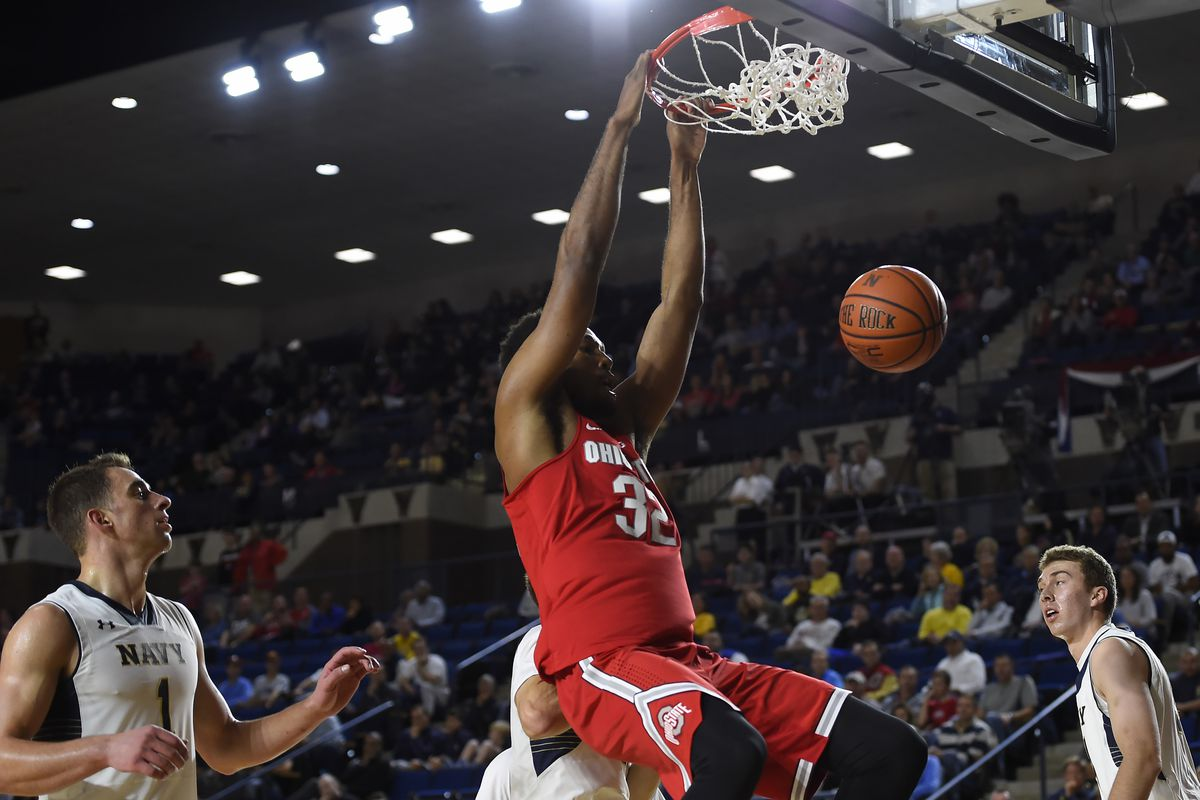 NCAA Basketball: Veterans Classic-Ohio State at Navy