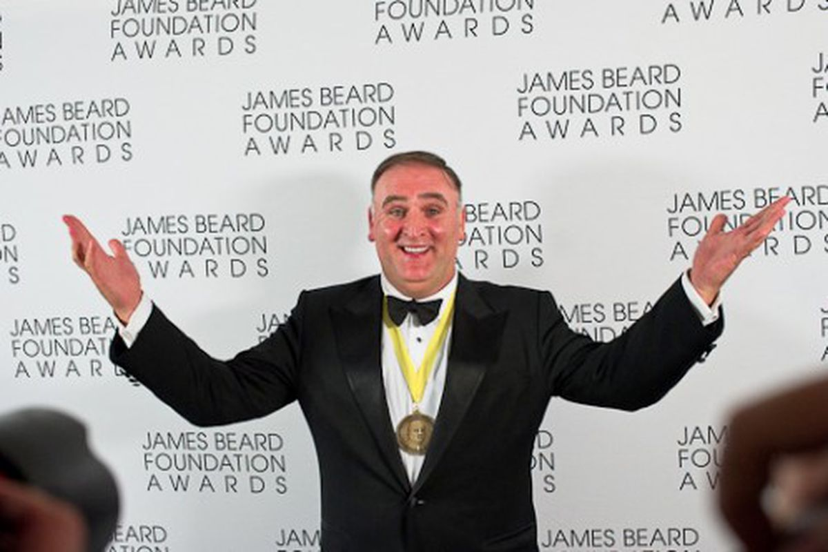 """<a href=""""http://eater.com/archives/2011/05/09/winners-2011-james-beard-restaurant-and-chef-awards.php"""" rel=""""nofollow"""">Winners: 2011 James Beard Restaurant and Chef Awards</a><br />"""