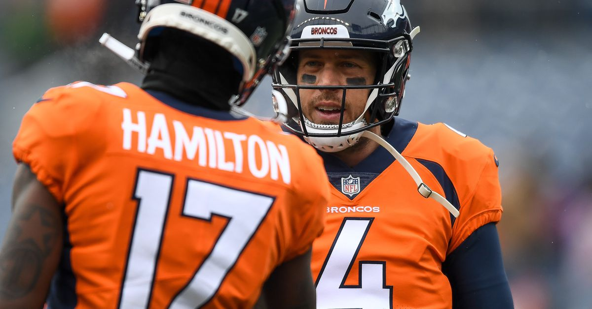 HT: Broncos' 'next man up' mantra getting tested big-time