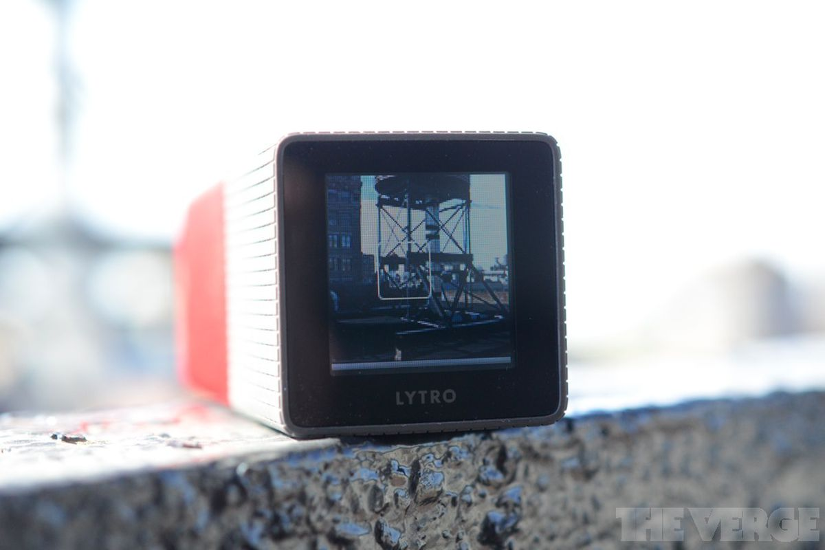 Gallery Photo: Lytro review pictures