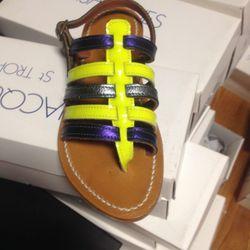 K.Jacques sandals, $45