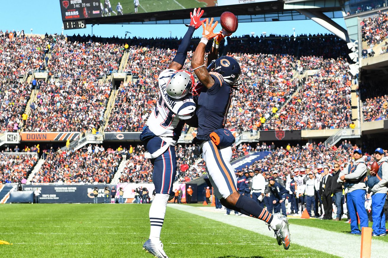 J.C. Jackson's rookie season holds up well when compared to Malcolm Butler's