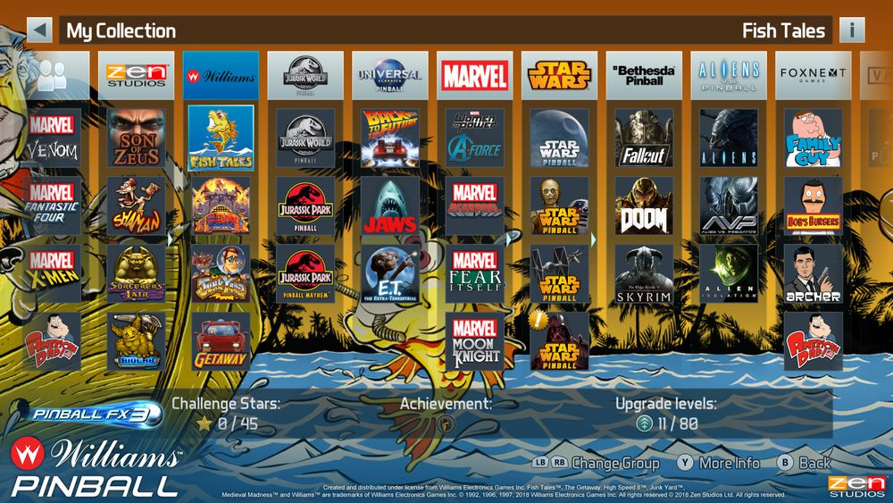 Les tables Williams sur Pinball FX3 ! - Page 3 Williams_Collection_Screen_logo