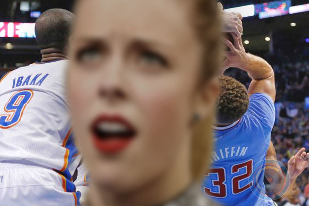 Ashley Wagner cannot believe the Thunder lost at home again.