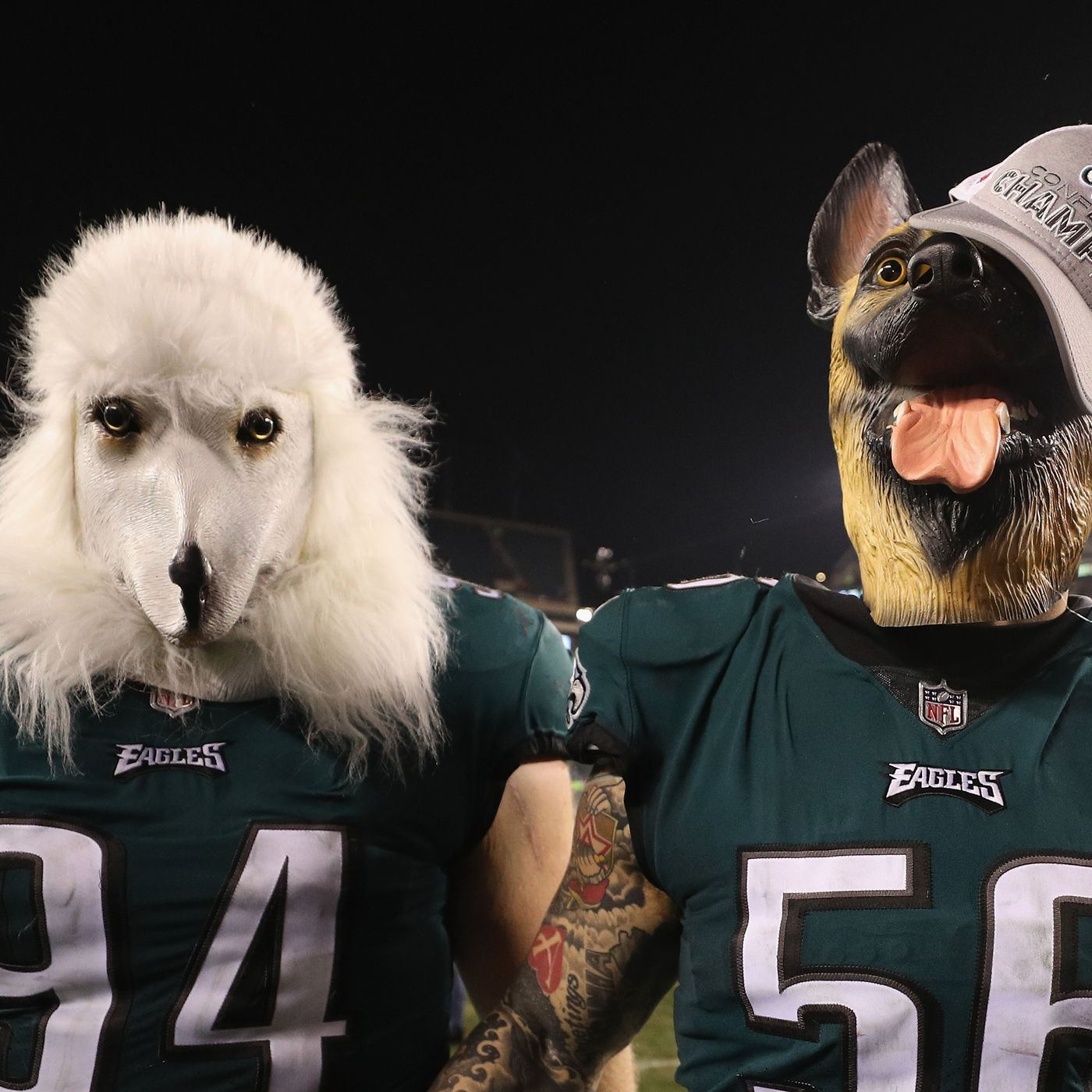 577b45d1a6d Super Bowl 2018 odds: Eagles open as underdogs to Patriots ...
