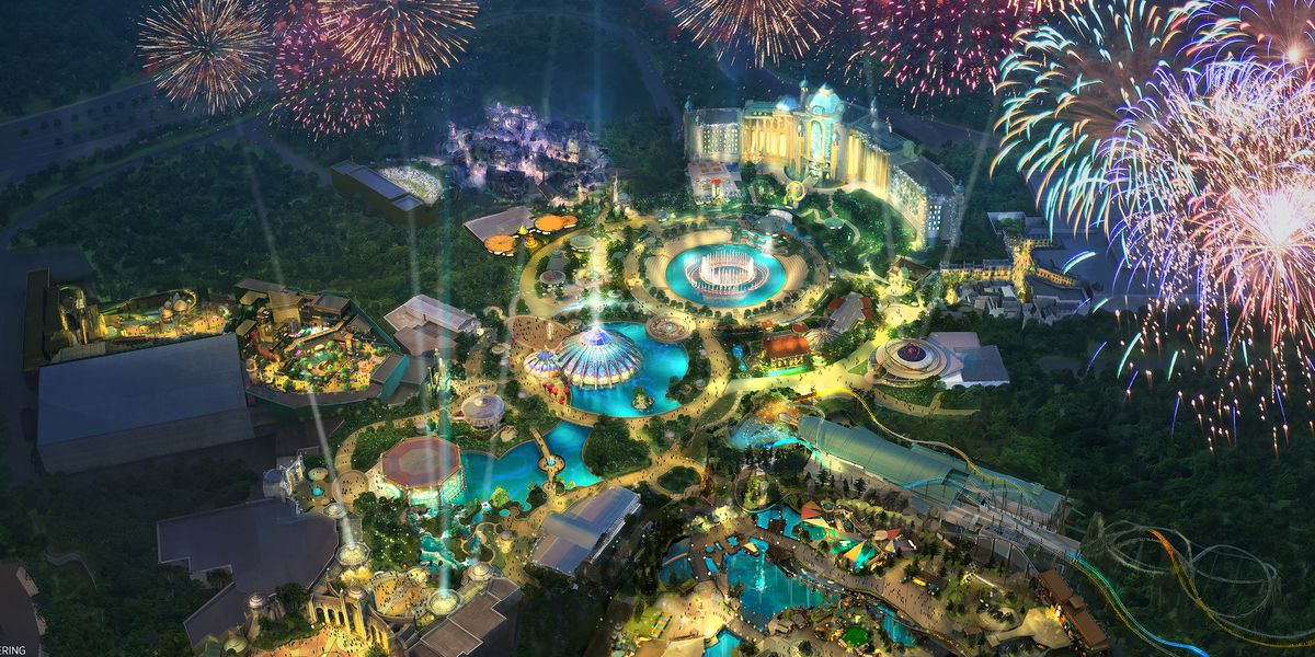 Universal Reveals New Epic Universe Theme Park Set To Open