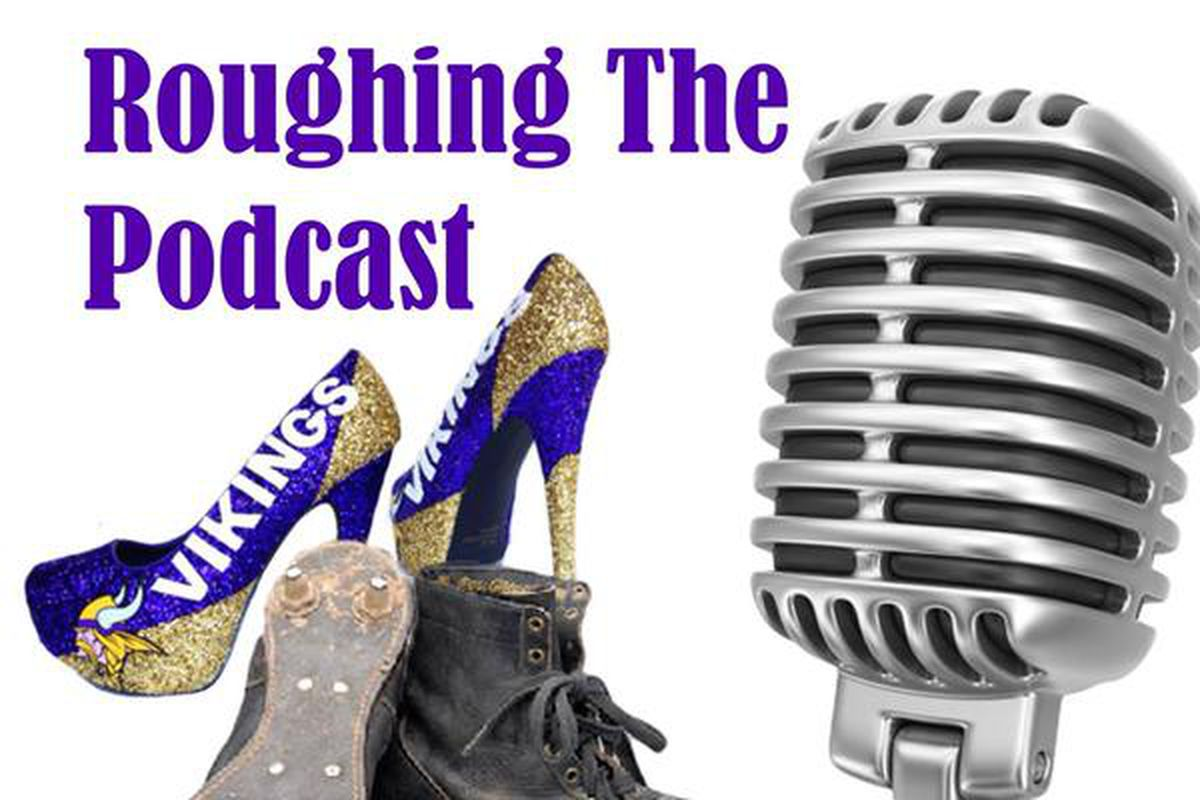 Roughing the Podcast Logo
