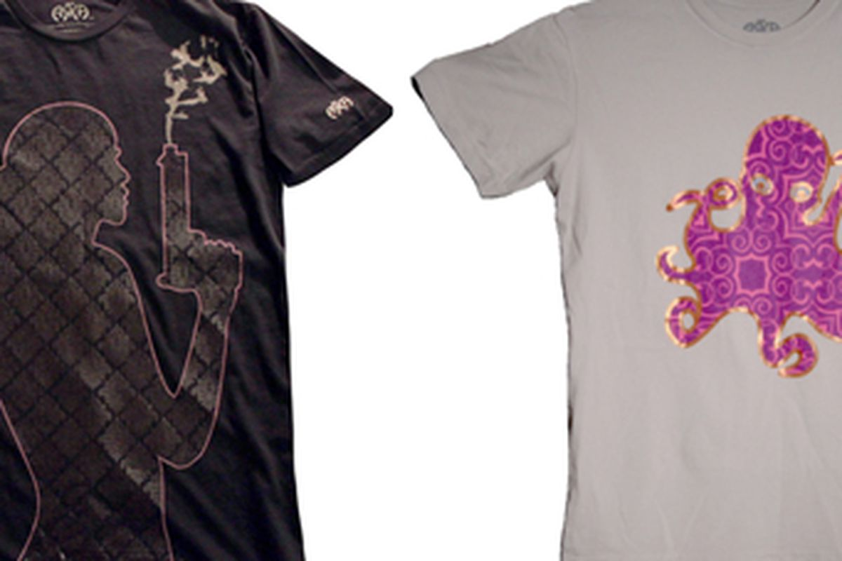 ARKA's popular shirts have been selling out. Will they be branching out? See for yourself this weekend.