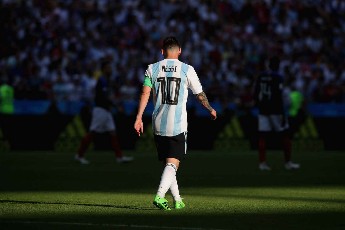 Lionel Messi To Take Break From Argentina - Report